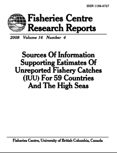 FCRR 2008 report (IUU catches supporting estimates)